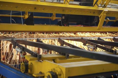 Paneļu žogu ražošana